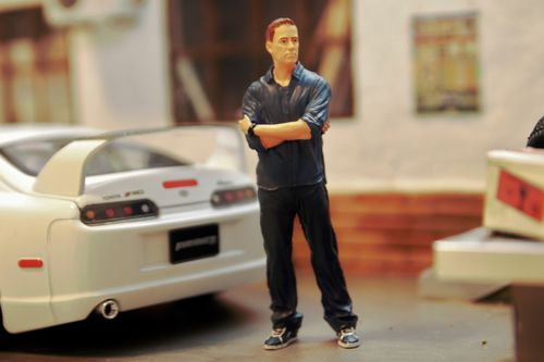 1:18 Figur Paul Walker