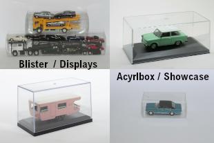 Showcase Aufbewahrungsbox